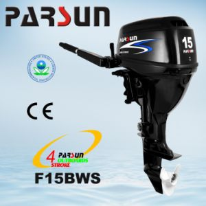 F15bws, Electric Start Boat Outboard Engine pictures & photos