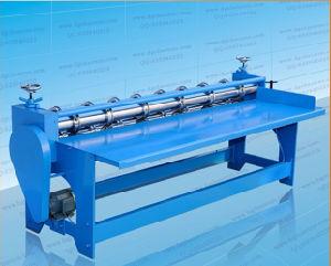 Corrugated Paper Slitting and Creasing Machine