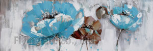 Abstract Flower Oil Painting Wall Art pictures & photos
