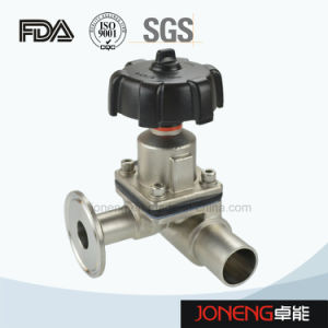 Stainless Steel Tank Bottom Membrane Valve (JN-DV3001) pictures & photos