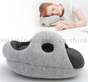 OEM Creative Office School Bolster Pillow Cushion for Quick Nap pictures & photos