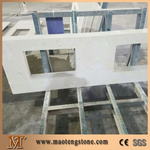 Multi Color Artificial Quartz Slab Solid Surface Engineer Quartz Countertop pictures & photos