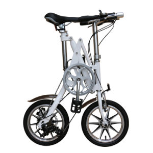 Four Color Carbon Steel Folding Bike/Aluminum Alloy Folding Bicycle/Electric Bicycle/Single Speed/Variable Speed Vehicle pictures & photos