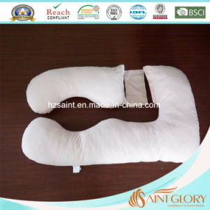 China Popular U Shaped Pregnant Maternity Full Body Pillow pictures & photos