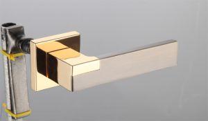 Hot Zinc Alloy Door Lock Handle (Z0-22270 AB-22K) pictures & photos