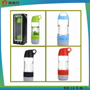 Waterproof Outdoor Water Bottle Bluetooth Speaker pictures & photos