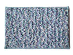 Anti-Slip Microfiber Short Hair Chenille Bath Mat
