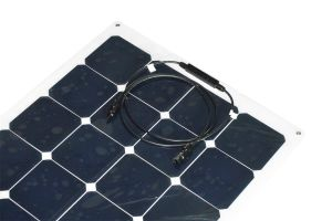 Flexible 100W Solar Panel with Sunpower Cells pictures & photos