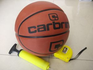 5# Rubber Foam Outdoor Sport Basketball pictures & photos