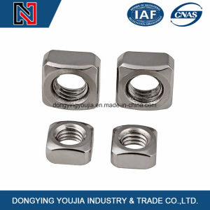 Stainless Steel Square Nut pictures & photos