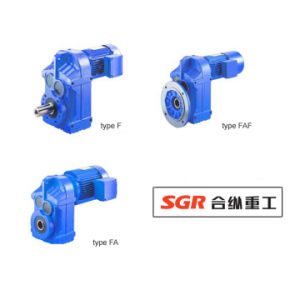 FA Series Parallel Shaft Gear Motor pictures & photos