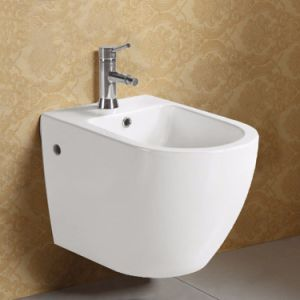 Ce Certified White Glazed Ceramic One Piece Toilet pictures & photos