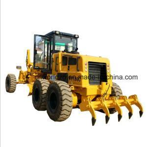 Flexible Hydraulic Control System Motor Grader (PY180C) pictures & photos
