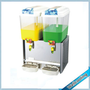 7~12 Degree Single Cool Juicer Dispenser 2tank pictures & photos