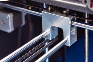 LCD-Touch 300*300*300mm Double Nozzles 0.05mm Precision Desktop 3D Printing Machine pictures & photos