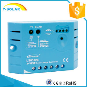 Epever 12V 5A Solar Panel Charge/Discharge Controller Ls0512e pictures & photos