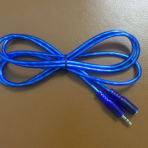 3.5mm Cable, 3.5mm Plug to 3.5mm Jack (male to female) Audio/AV/Phone/RCA Cable pictures & photos