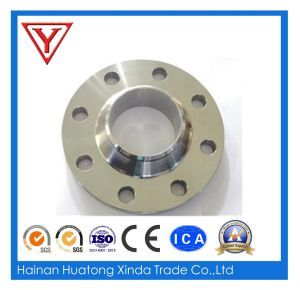 Carbon Steel Threaded Flange En Standard pictures & photos