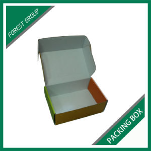 Varnish Corrugated Cardboard Boxes for Toys Packaging for Sale pictures & photos