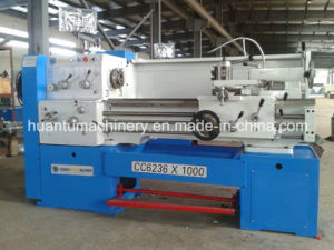 Horizontal Metal Cutting Lathe Machine Cc6236/Cc6240 pictures & photos
