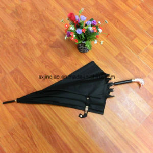 High Quality Straight Umbrella with All Kinds of Animal Handle pictures & photos