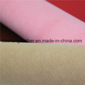 Good Price PVC Artifical Leather for Notebook Cover (A1008) pictures & photos