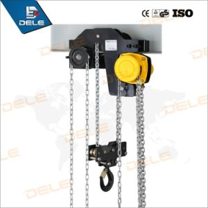 Ytg Low Headroom Hoist Trolley pictures & photos