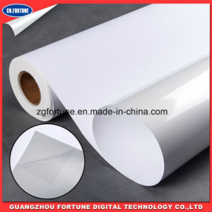 2017 Factory Price Digital Printing Self Adhesive PP Paper Roll pictures & photos