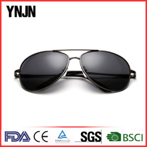Hot Sale Ynjn Classic Metal Ce UV400 Polarized Sunglasses (YJ-A1031) pictures & photos