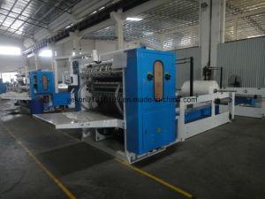 Tissue Paper Folding Machine pictures & photos