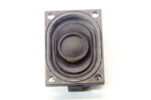 40*28mm Computer Woofer Square Superpower Speaker pictures & photos