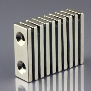 Custom N35-N52 Super Strong NdFeB Permanent Neodymium Magnet pictures & photos
