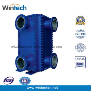 WBH 800 Wide Channel Plate Type Heat Exchanger/Plate and Frame Heat Exchanger/Block Heat Exchanger pictures & photos
