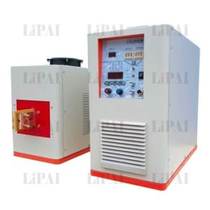 Semi-Automatic Induction Heating Machine for Welding Brazing pictures & photos