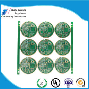 Fr4 Enig Circuit Board Blind Buried Via for PCB Manufacturer pictures & photos