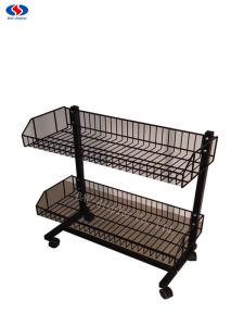 Display Stand Rack, Metal Rack, Supermarket Shelves pictures & photos