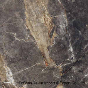 Full Polished Glazed 600X600mm Porcelain Floor Tile (TJ61010) pictures & photos