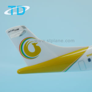1/100 27cm Myanmair Airlines Atr72-600 Aero Model Decorative Aircraft Model pictures & photos