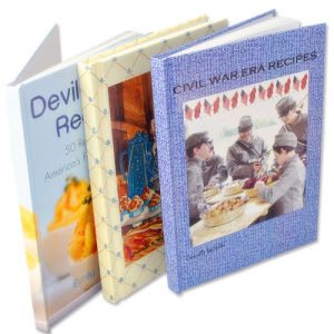 Thread Stitcing Custom Hardcover Book Story Book Printing pictures & photos