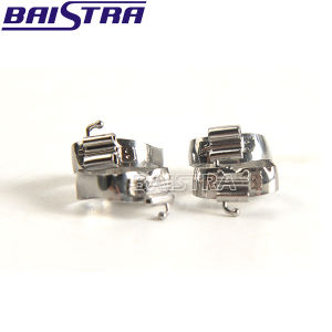 Orthodontic Molar Band Dental Molar Band with Convertible Buccal Tube pictures & photos