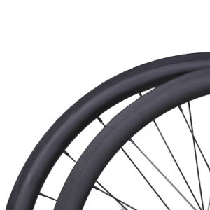 700c Carbon Road Wheels 38mm Clincher Bicycle Wheelset pictures & photos