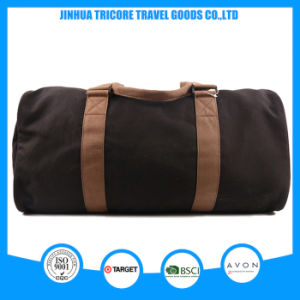 2016 New Style Functional Canvas Big Travel Bag for Traveling pictures & photos