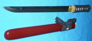 Handmade Kotetsu Tanto/Real Sword pictures & photos