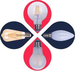 LED Filament Light C30L-Cog 4W 400lm E14 E27 Filament pictures & photos