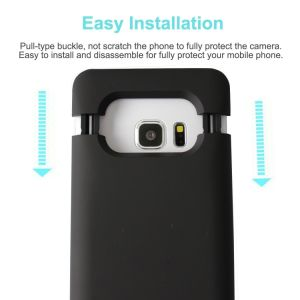 Ultra Thin Backup Power Bank Case Pack External Backup Battery Charger Case for Samsung Galaxy S7 Edge pictures & photos