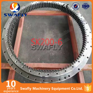 Kobelco Excavator Parts Swing Ring Bearing for Sk200-2 pictures & photos