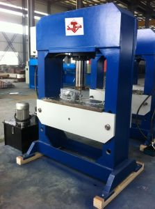 Hydraulic Workshop Press (HP-100) pictures & photos