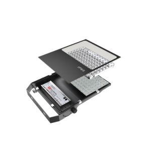 High Quality 90W LED Flood Light with Meanwell Driver Philips 3030 pictures & photos