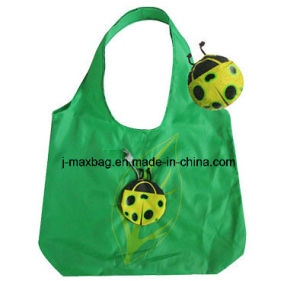 Foldable Shopper Bag, Animal Ladybird Style, Reusable, Lightweight, Grocery Bags and Handy, Gifts, Promotion, Accessories & Decoration pictures & photos