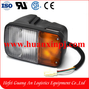 12V for Toyota 8fd Forklift Front Lamp Right Side pictures & photos